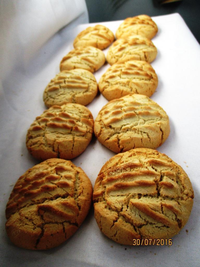 Tortita de maiz
